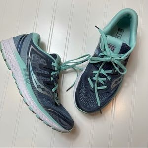 Saucony • Everun Guide ISO 2